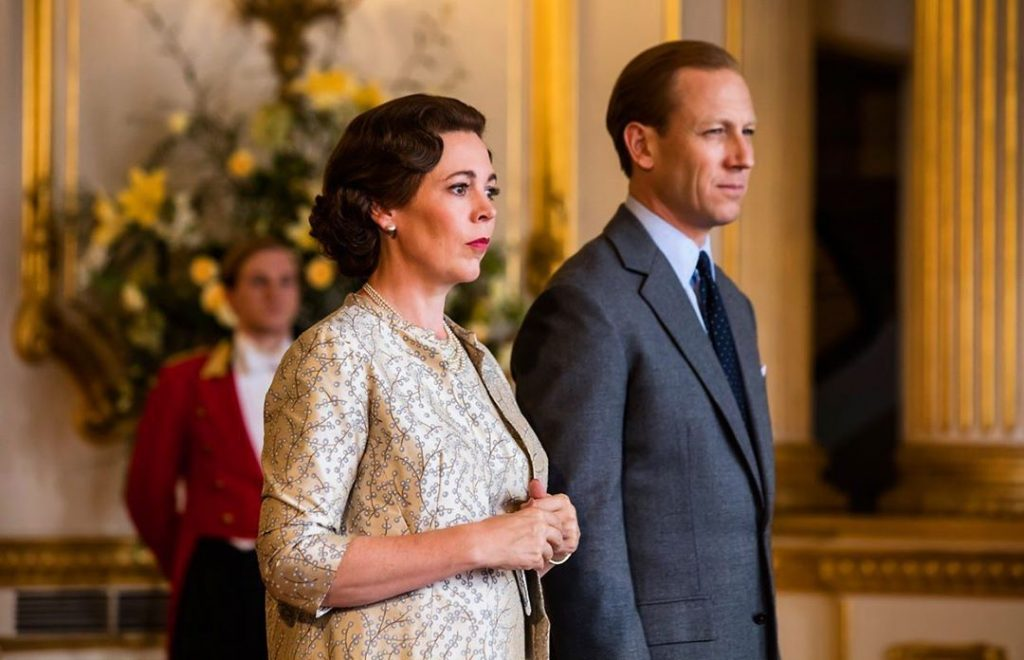 The Crown tercera temporada (2)
