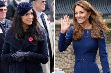 Duquesa Meghan Markle Kate Middleton