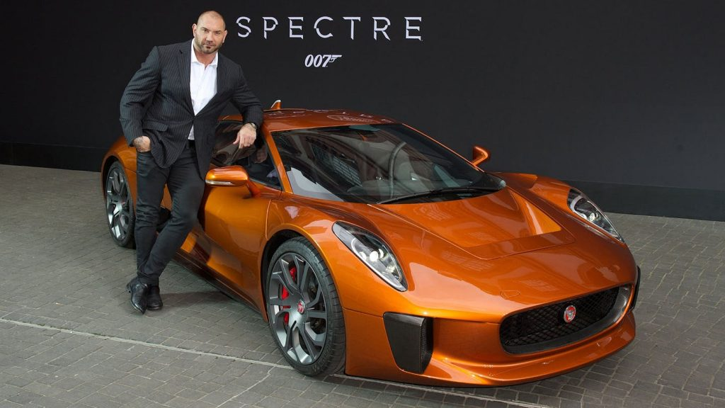 Spectre 007 Jaguar