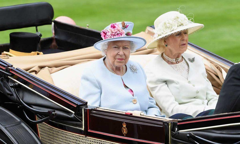 princesa Alexandra flora boda real