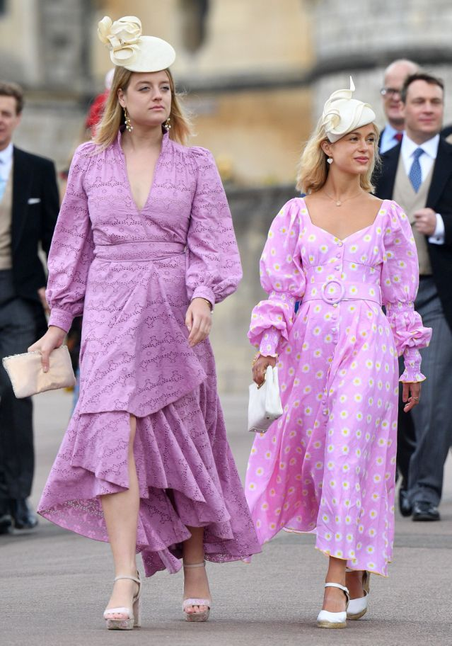Flora boda real princesa Alexandra 2