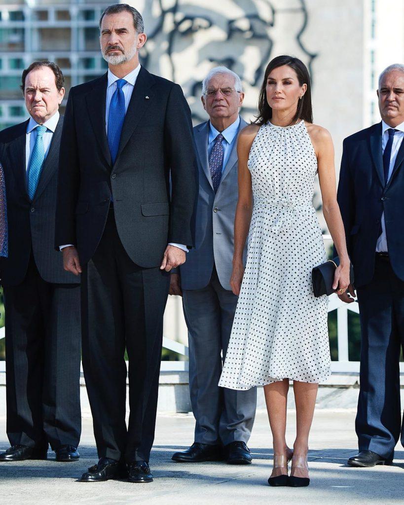 Letizia España Cuba (4)