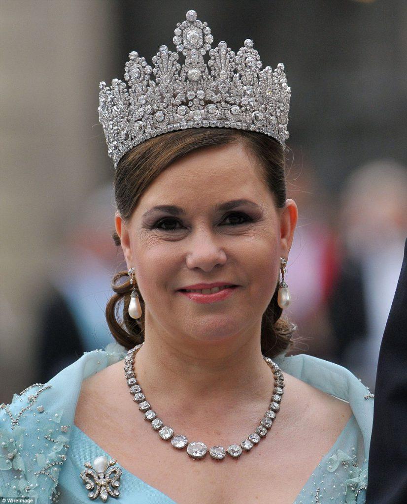 tiara gran ducal luxemburgo