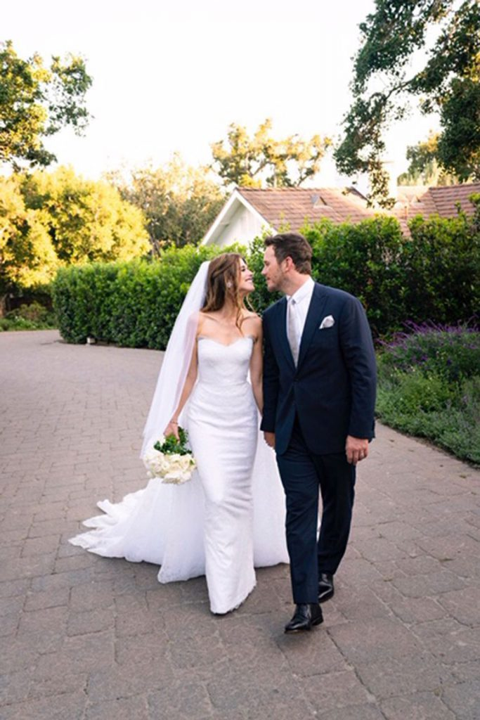 katherine vestido de novia