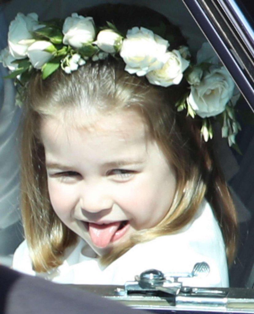 princesa Charlotte realeza 1