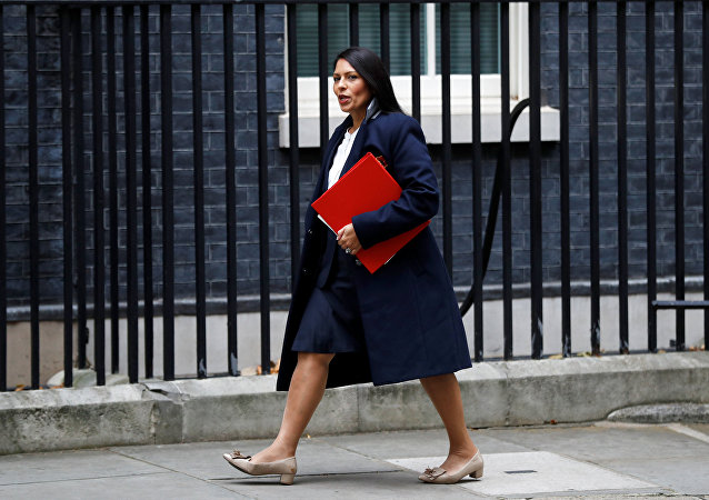 Priti patel Sussex