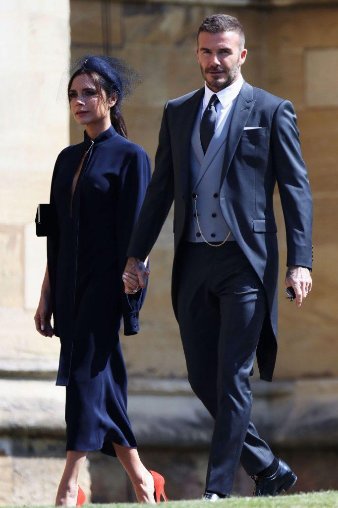 meghan markle príncipe harry duques de sussex Beckham