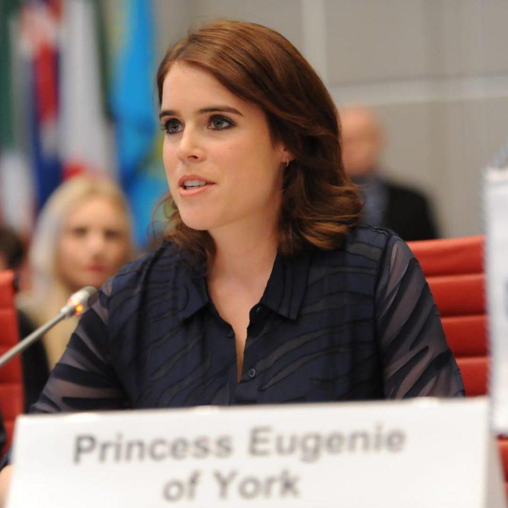 princesa Eugenie