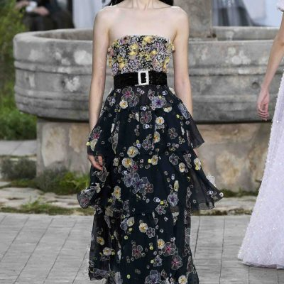 Paris Fashion Week Chanel (1)