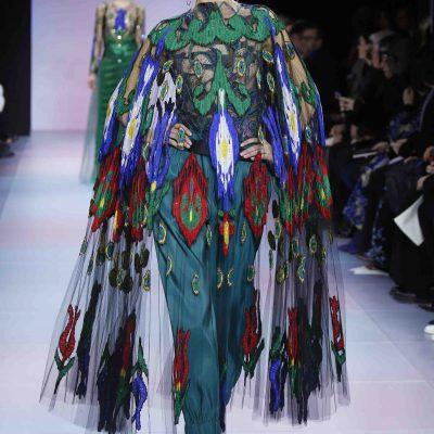 Paris Fashion Week Armani (2)