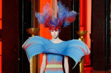 Nakazato Alta Costura Paris Fashion Week