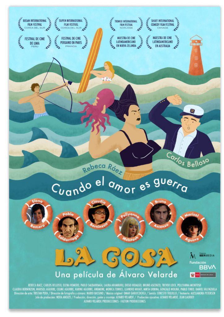 Afiche La Cosa