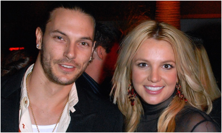 Kevin-Federline y Britney-Spears