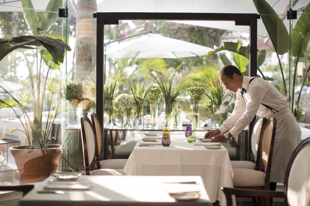 Restaurante Tragaluz - Belmond Miraflores Park.