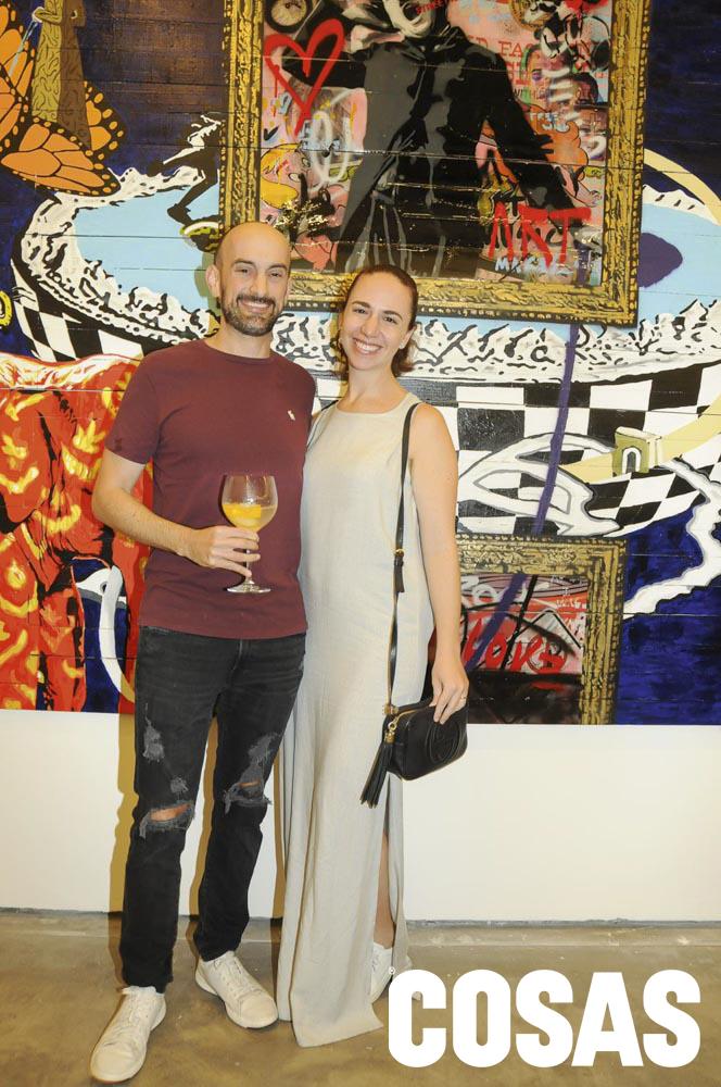 André y Deborah Bilder