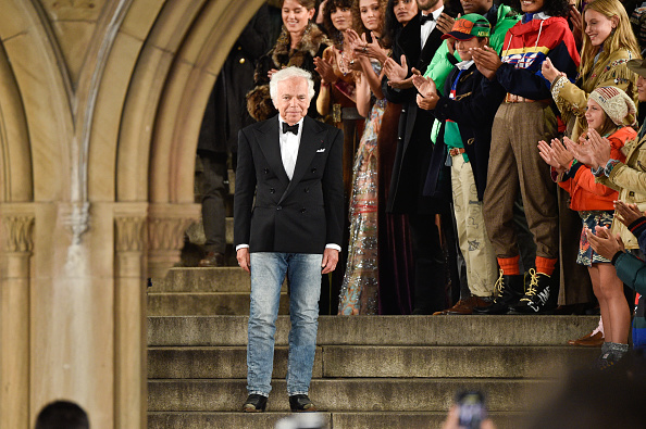 Ralph Lauren - New York Fashion Week