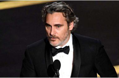 Joaquin Phoenix Oscar 2020