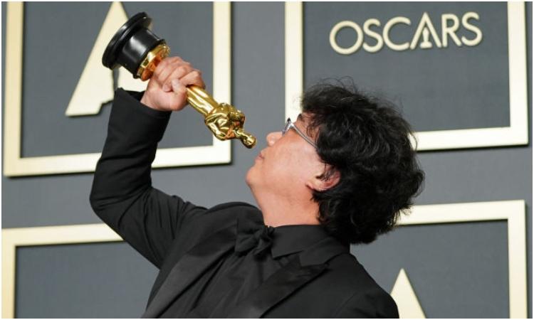 Oscar 2020 Bong Joon Ho