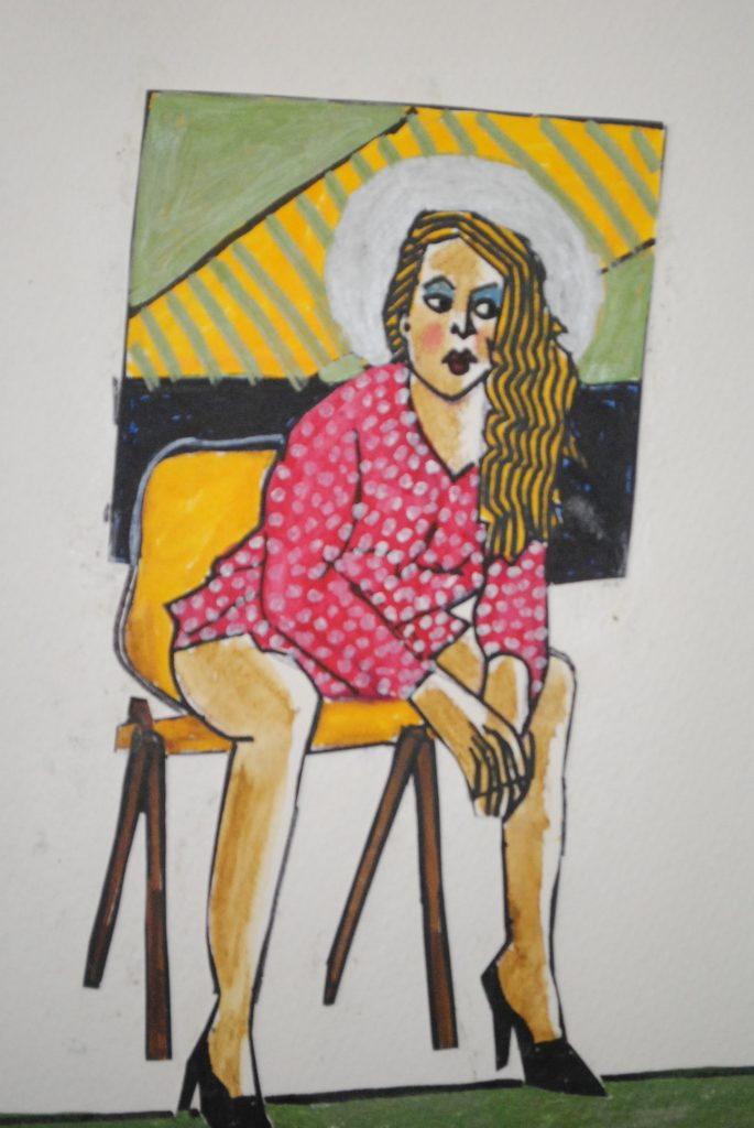Joaquín Sabina - Retrato de prostituta