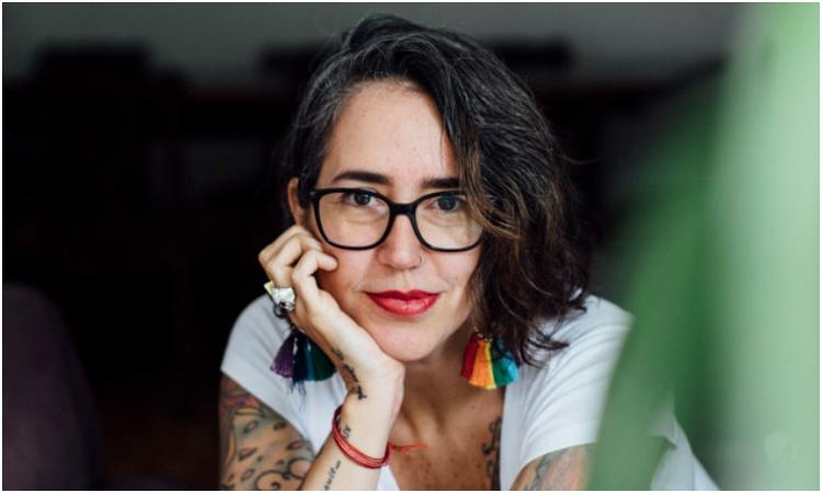 Francesca Brivio: Comunicadora y vocera por el uso de la marihuana medicinal.