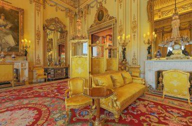 Palacio de Buckingham remodelación 2