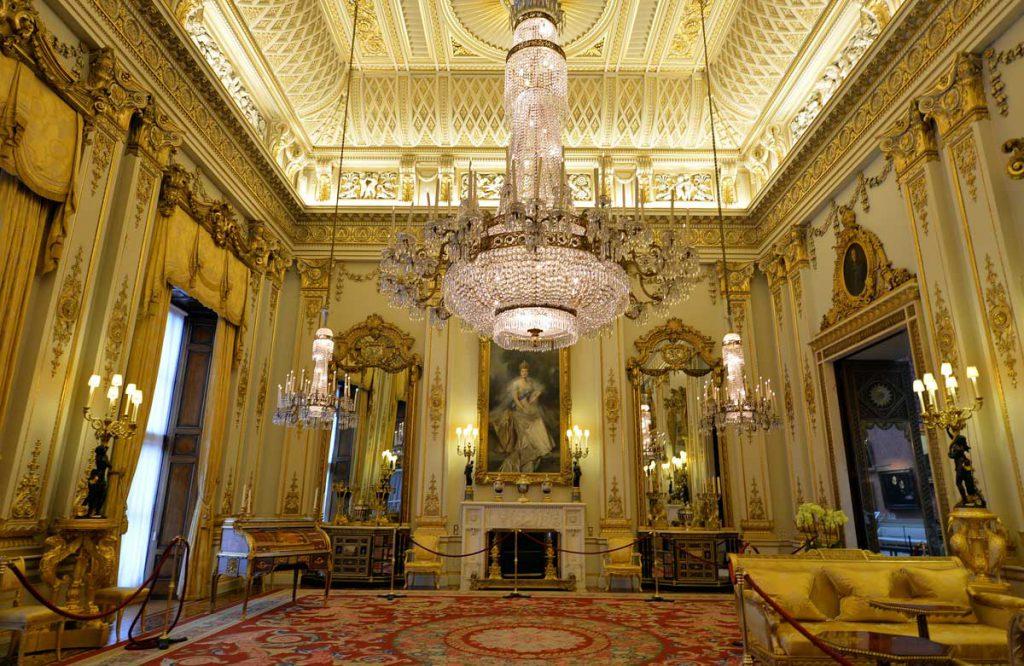 Palacio de Buckingham remodelación