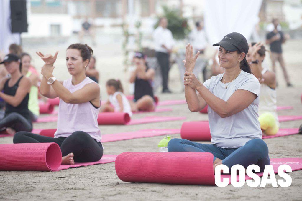 Yoga Morning con Angie Ferrero