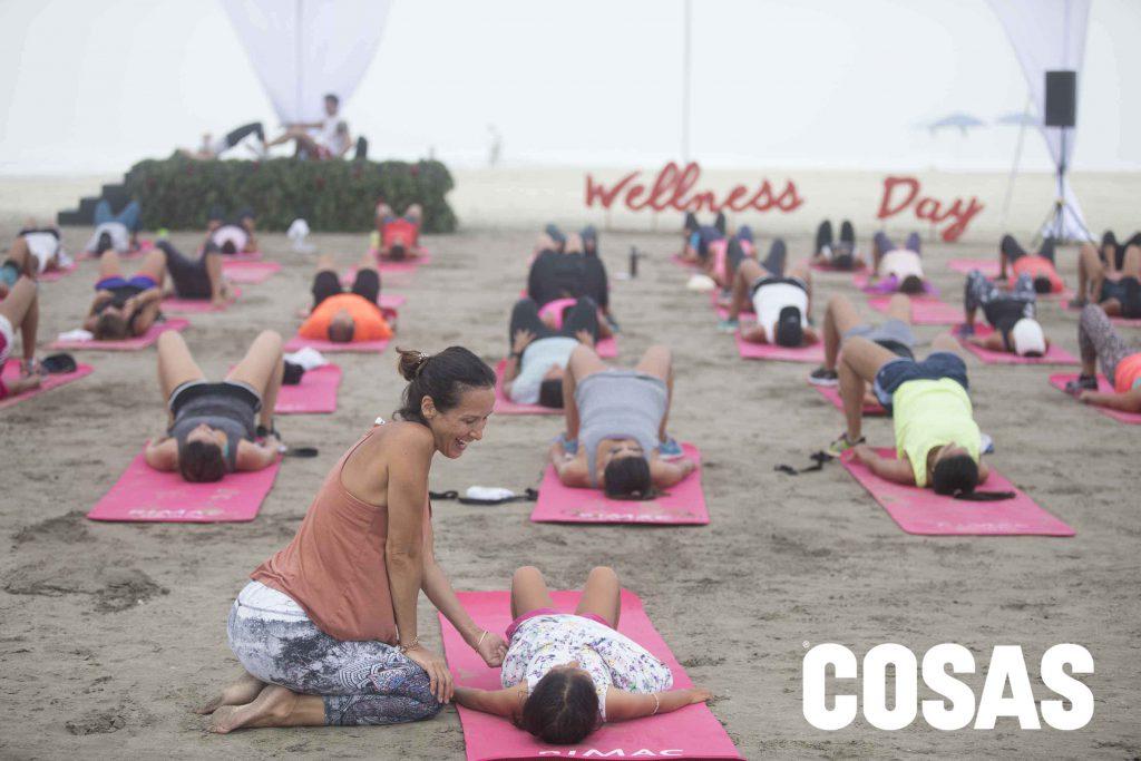 Yoga Morning con Angie FerreroII