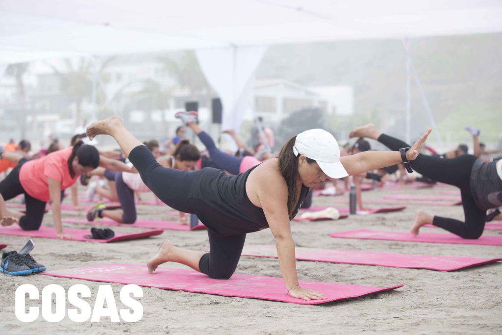 Yoga Morning con Angie FerreroIII
