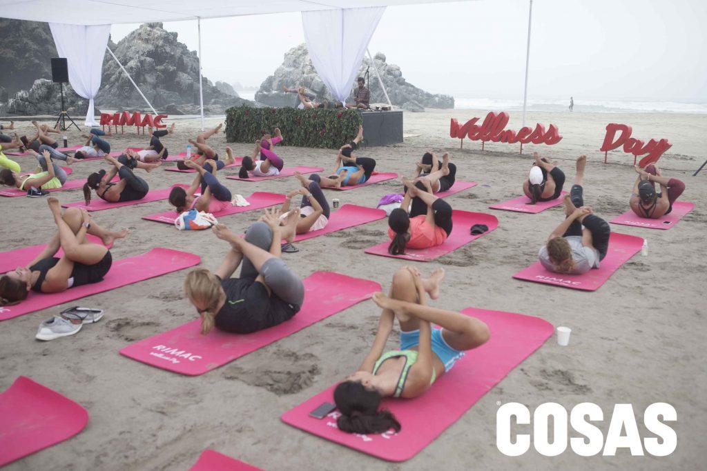 Yoga Morning con Angie FerreroIV