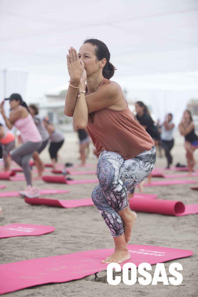 Yoga Morning con Angie FerreroVII