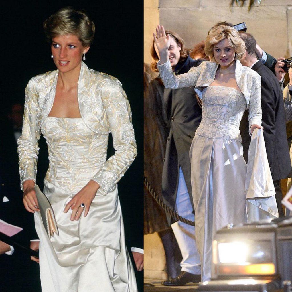 The Crown cuarta temporada princesa Diana (2)
