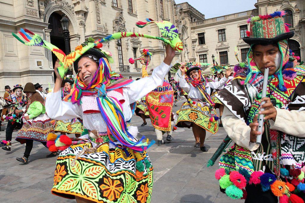carnaval ayacucho