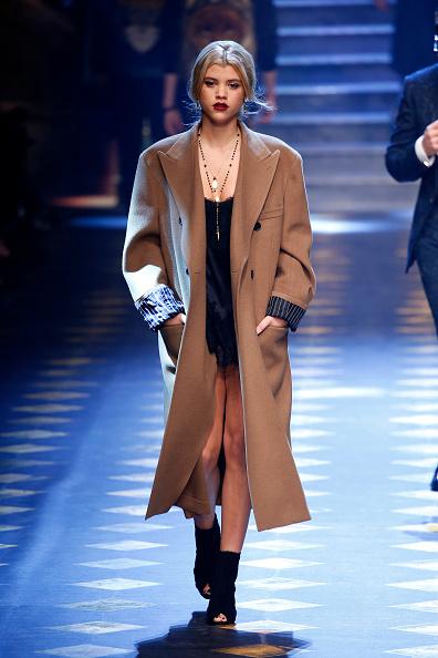Sofia Richie Pasarelas Dolce & Gabbana