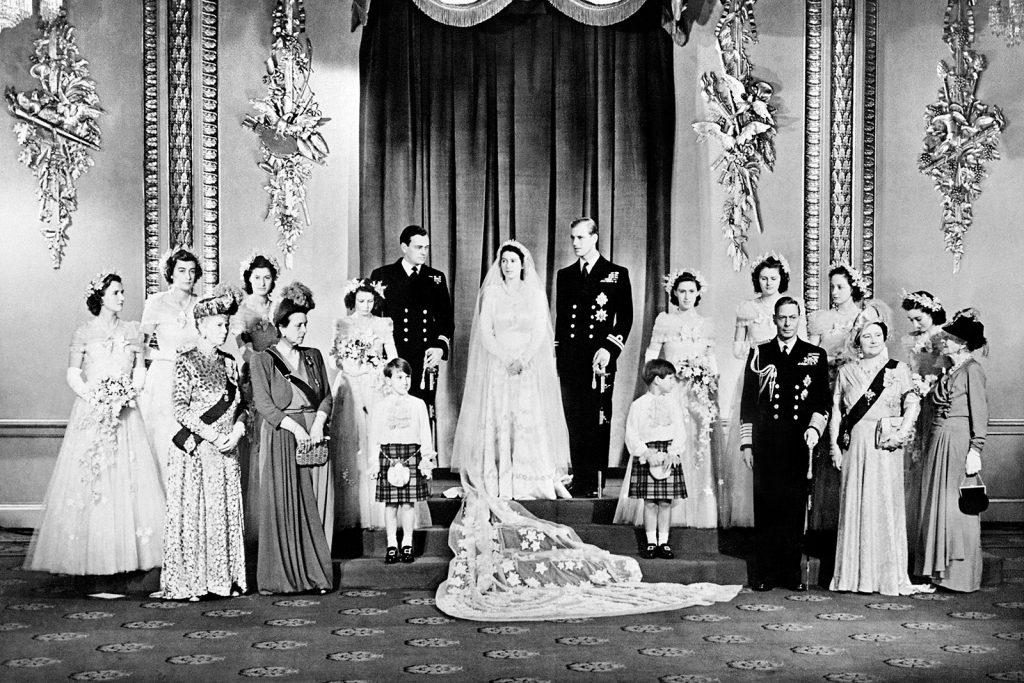 Alicia de Battenberg boda elizabeth philip