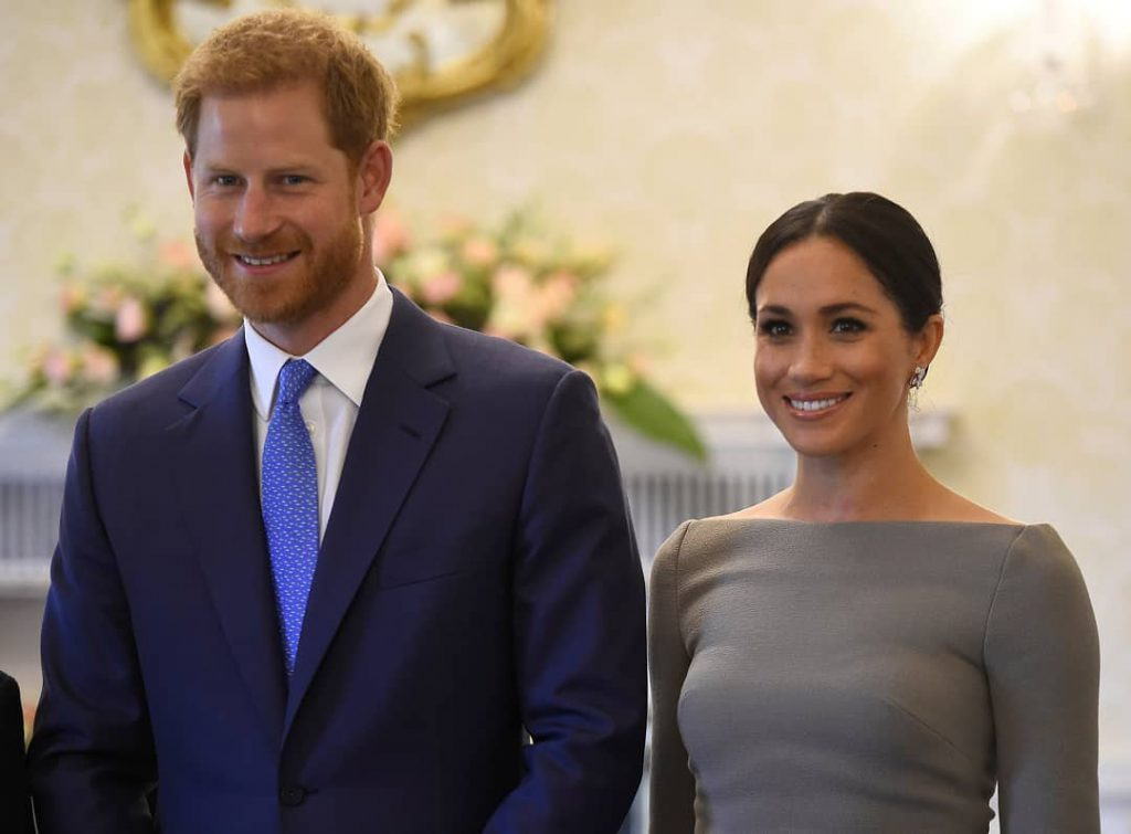 Meghan Markle Príncipe Harry 5