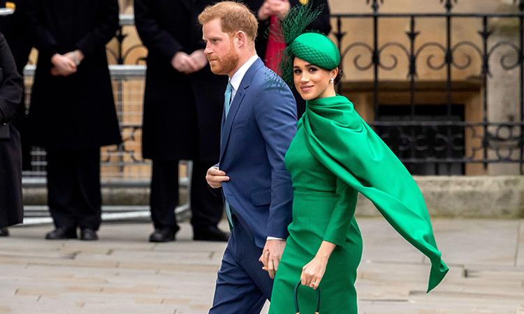 Príncipe Harry y Meghan Markle duques de Sussex (3)