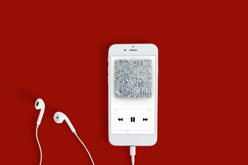 Dior podcast moda