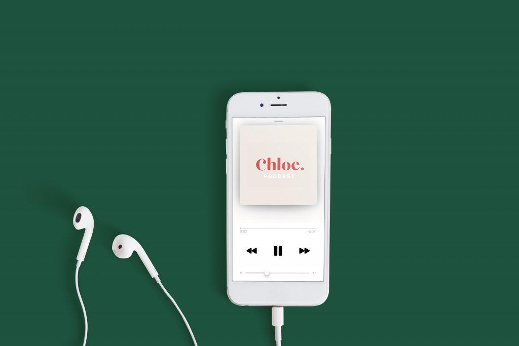 Chloe podcast moda