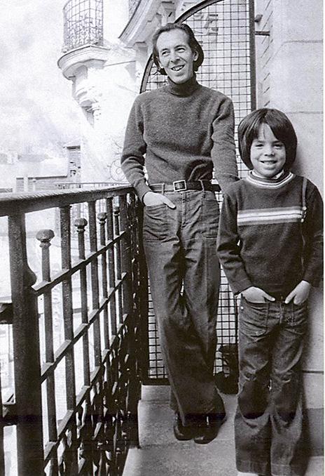 Julio Ramón Ribeyro y Julio Ribeyro Cordero