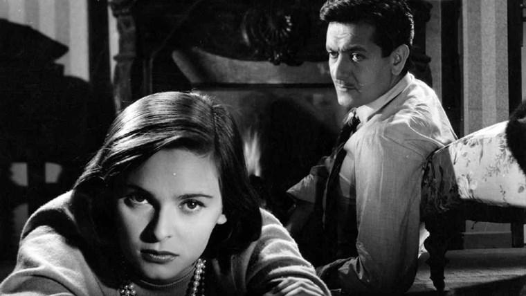 Lucía Bosé cine