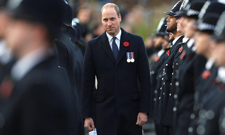 Príncipe William coronavirus (1)