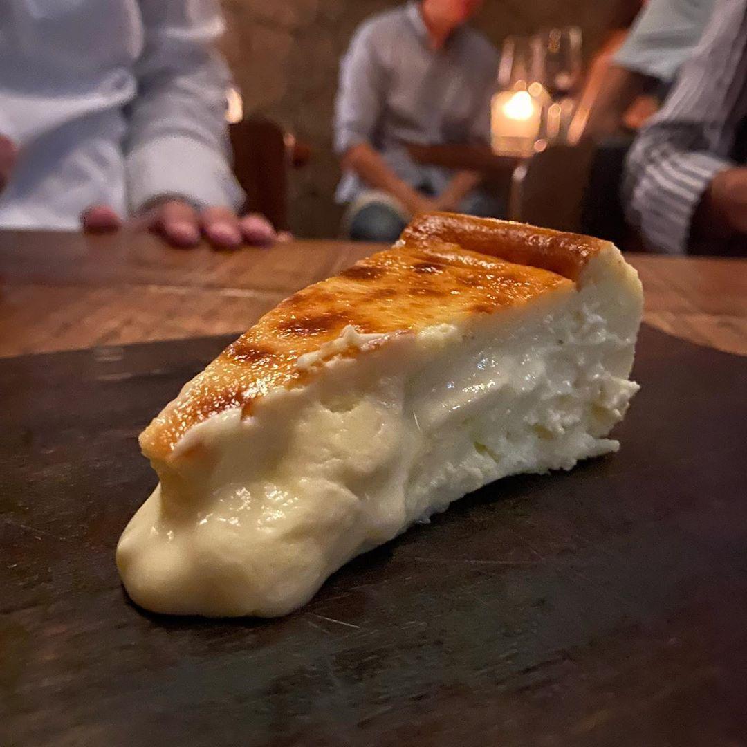 tarta de queso postres