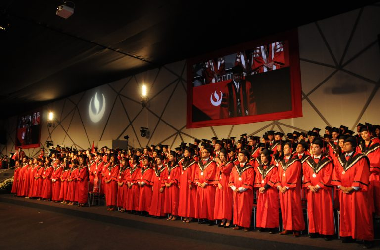 graduación Universidad de Ciencias Aplicadas 9