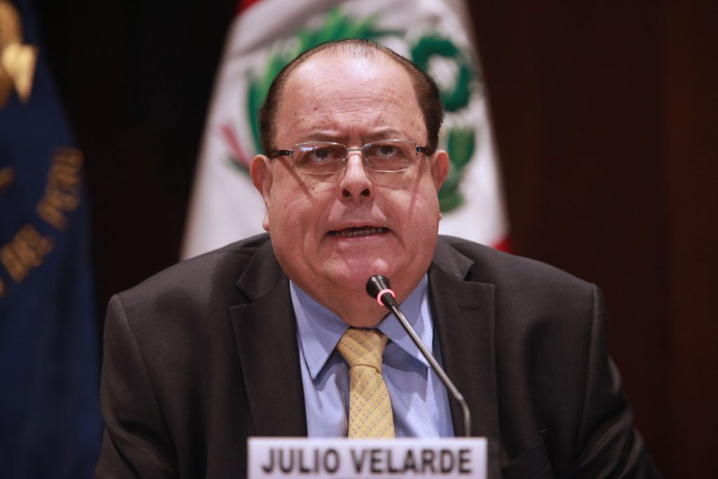 Julio Velarde BCR pymes