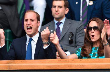 Familia Real Wimbledon