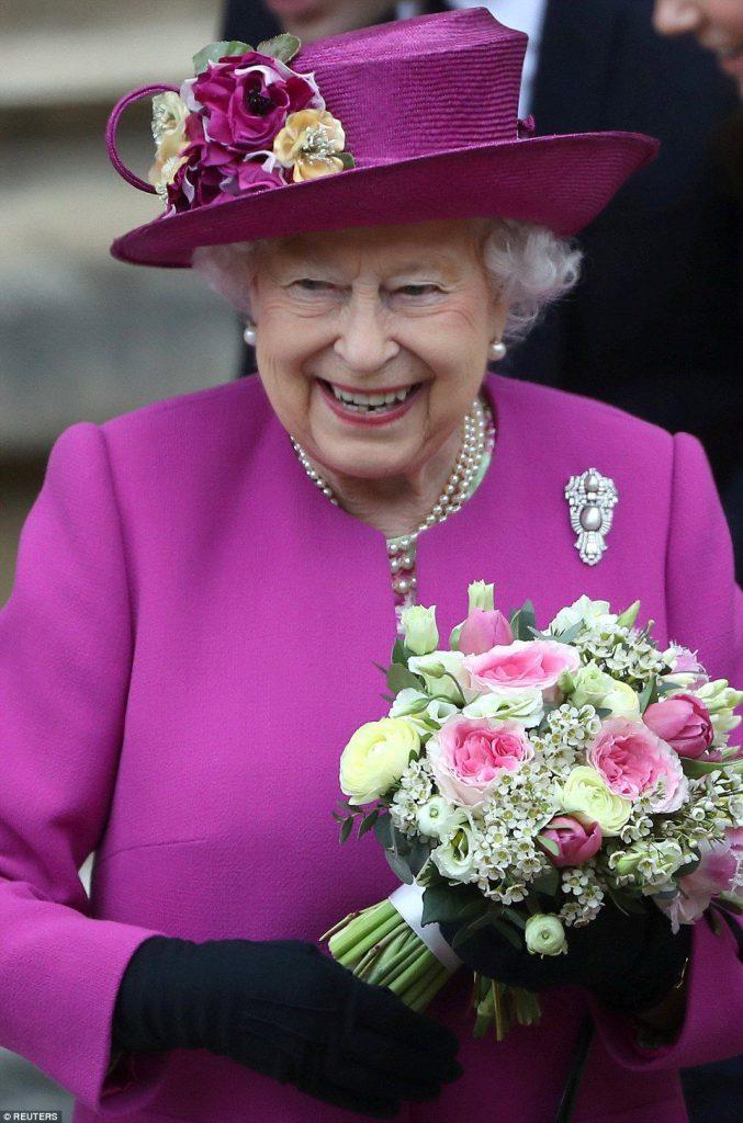 reina Elizabeth