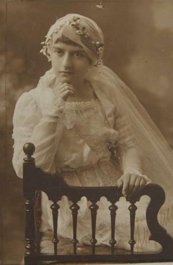Angelica Leguía