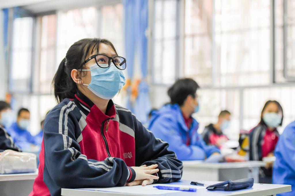 educación escuelas coronavirus