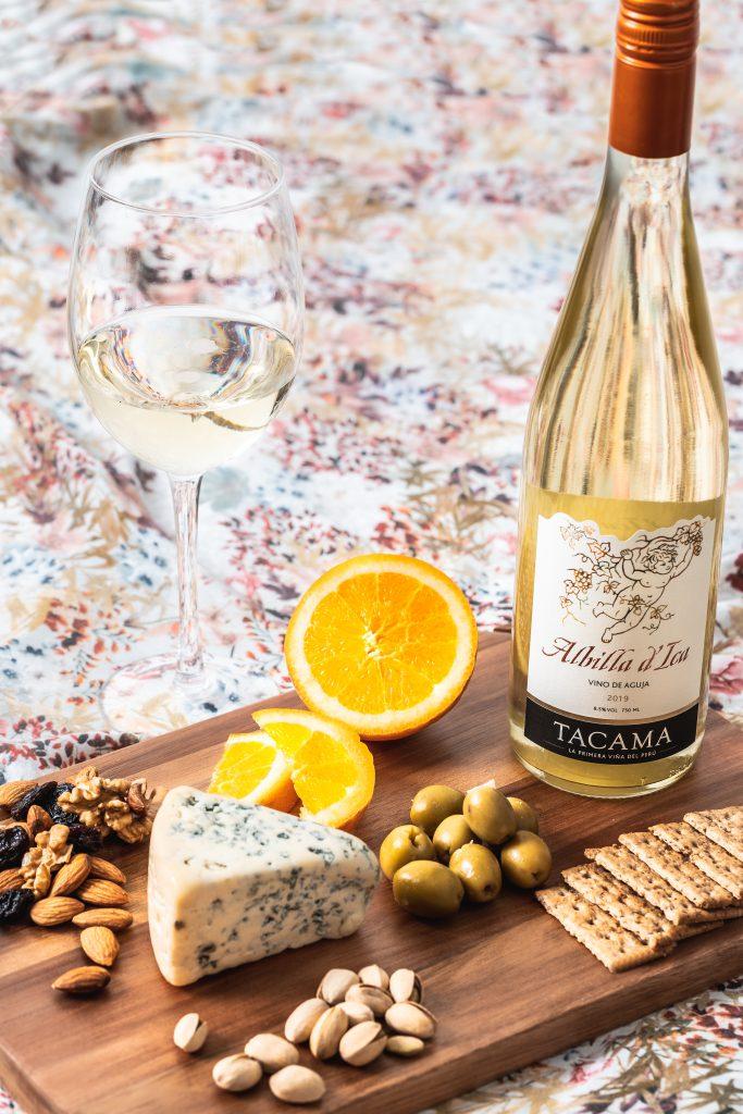 Albilla D'Ica Tacama vinos dulces